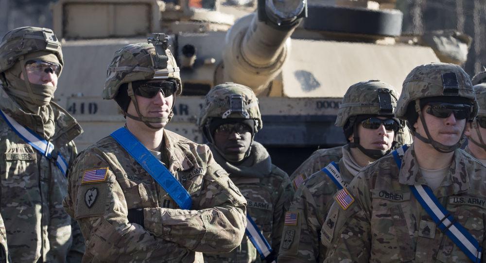 大批美军或将逼近中国西北后方!拜登:美国军事力量应集中对付中国!